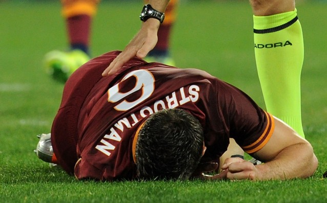 Strootman will undergo another surgery