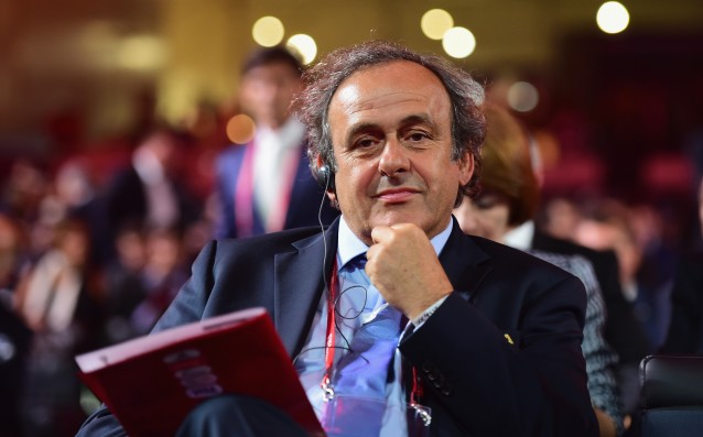 Michel Platini does not want another term at the helm of UEFA