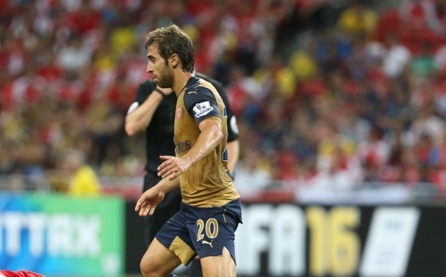 Flamini is not going to join Galatasay