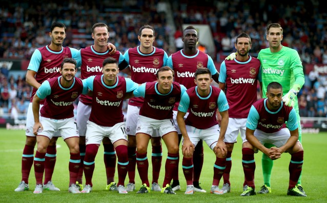 West Ham won the appeal for Noble's red card