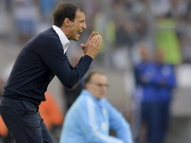 Allegri: 'The old lady is spoiled.'