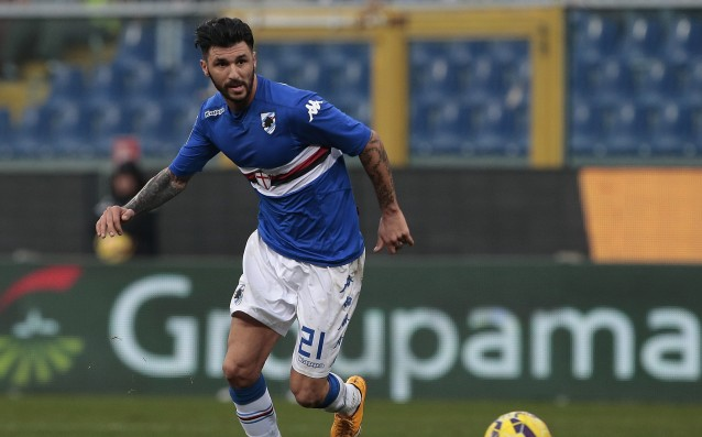 Sampdoria is working on a new contract with Soriano