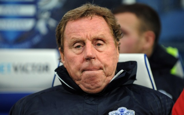 Harry Redknapp is with a scathing attack on Liverpool