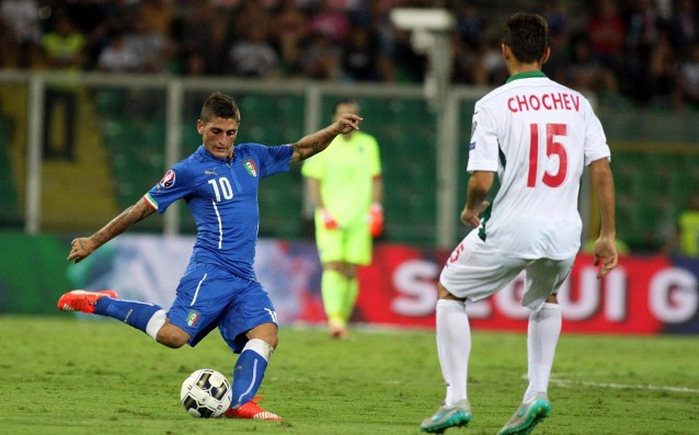 Verati: 'Italy can't always rely on luck.'