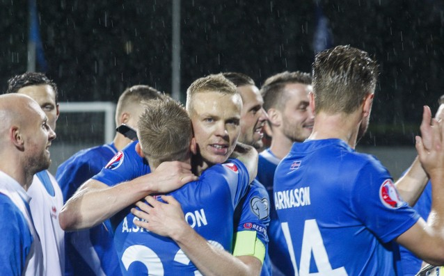 In Iceland: 'We have not even dreamt about ranking.'