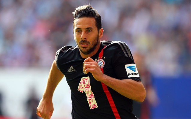 Claudio Pizarro is going to return to Werder