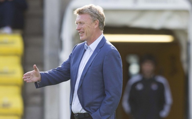 David Moyes refused offers from England because of Sociedad