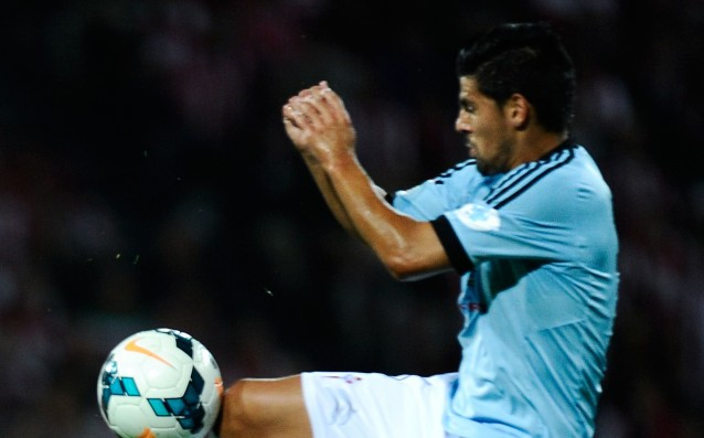 Barca: 'We are working hard on attracting Nolito.'
