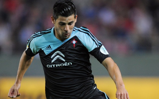 Nolito declined to renew his contract with Celta