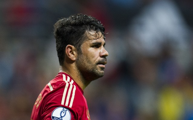 Diego Costa: 'I need to score more for Spain.'