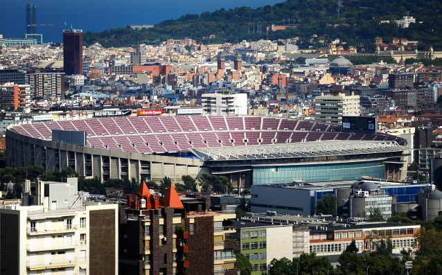 Barcelona evaluated changing the name of the stadium to 250 million