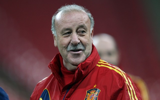 Del Bosque has not changed his mind, he is stepping down after Euro 2016