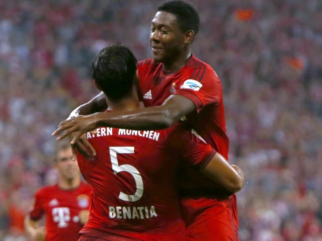 Benatia received a new injury
