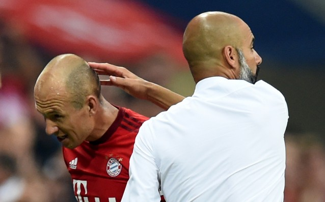 Robben may be a reason for a fight between Bayern and the Dutch national team