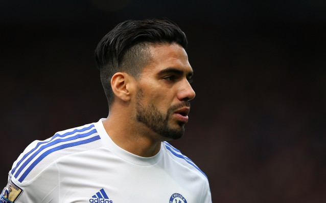 Chelsea lost Falcao because of a trauma