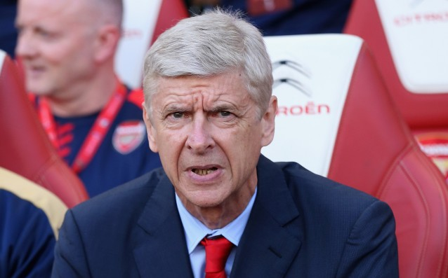 Wenger: 'My desire to win the Champions League is enormous.'