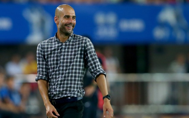 Guardiola: 'We did just one step, it has not been easy.'