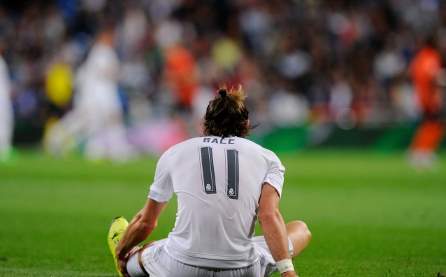 Gareth Bale is going to be back in October