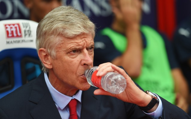 Wenger: 'That was a disappointing loss, but we can still qualify.'