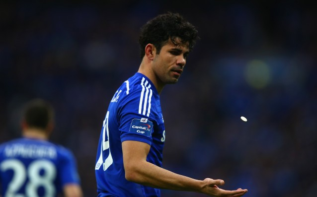 Former elite eeferee: 'Costa is real lucky that he was not kicked out.'
