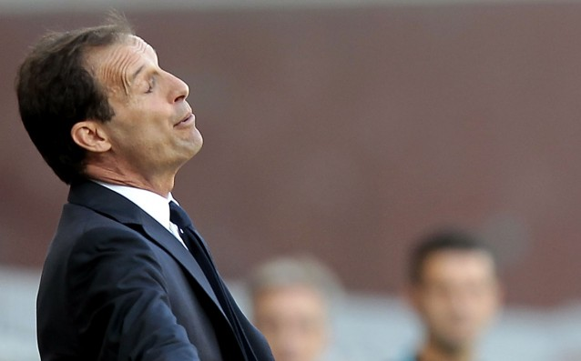 Allegri: 'Inter is the favorite for the Scudetto.'