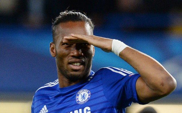 Drogba is with a goal and an assist for a win in the MLS