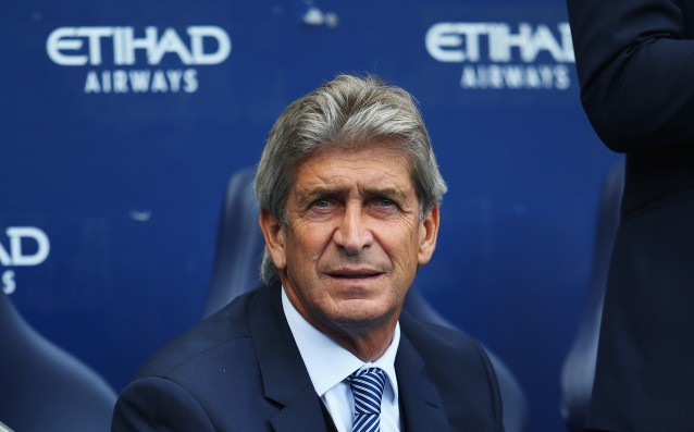 Pellegrini: 'My players were not concentrated.'