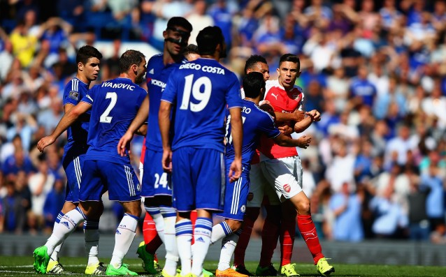 Arsenal appealed the red card of Gabriel