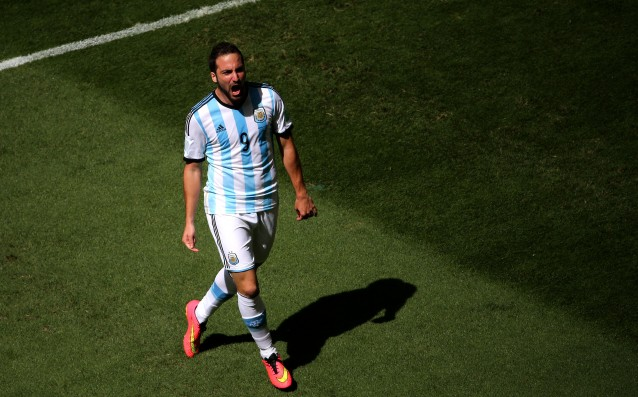 Argentina will be without Higuain for the launch of world qualifiers