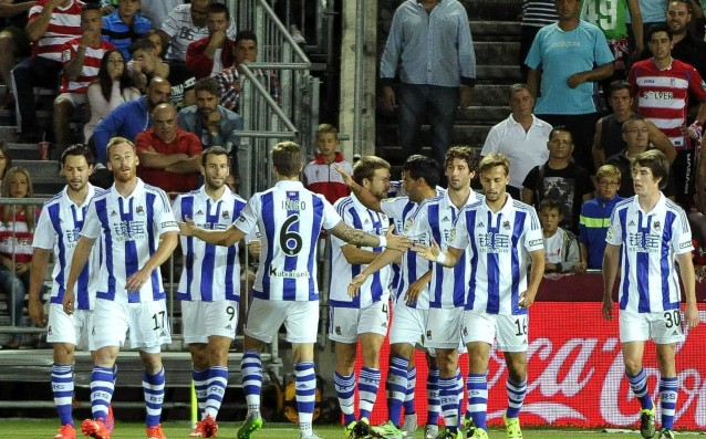 Finally a victory for Sociedad