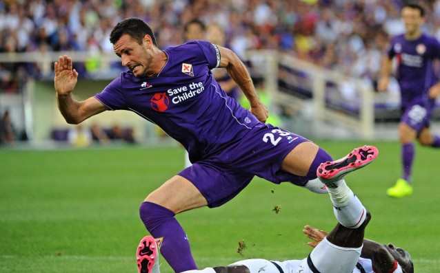 Fiorentina lost Pascual for a long period