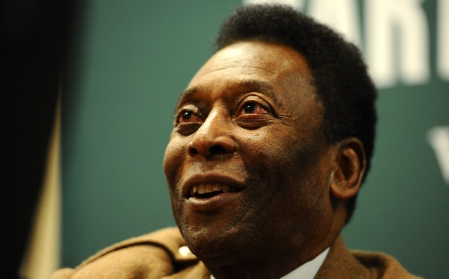 Pele: 'I prefer to play at Arsenal, not in Chelsea.'