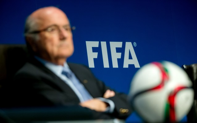 FIFA confirmed the start of the procedure against Blatter