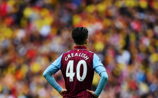 Grealish chose England over Ireland