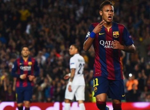 Fans of Barca want Neymar for a leader