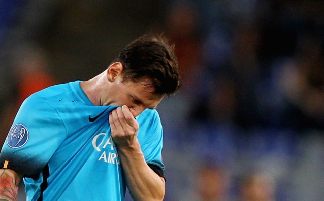 Messi thanked for the support