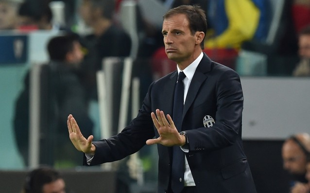 Allegri: 'We played cleverly.'