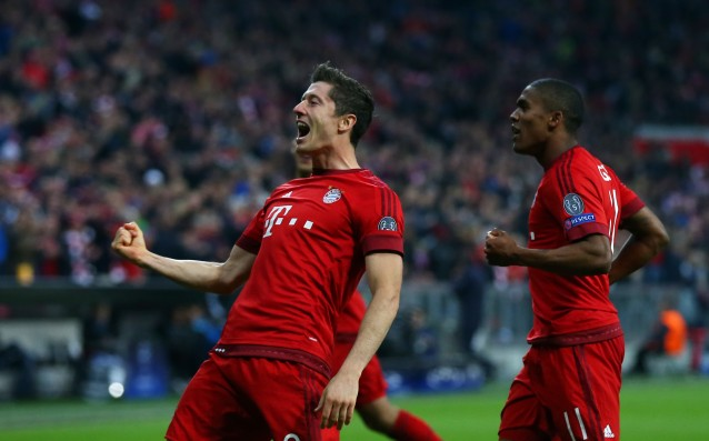 Lewandowski wants to score more goals
