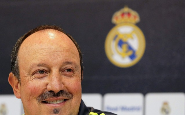Benitez: 'Florentino has never interfered in my choice of a team.'