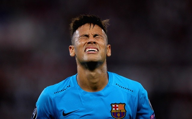 There is a problem with the negotiations between Barca and Neymar