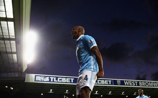 Kompany may be back in the game in the next week