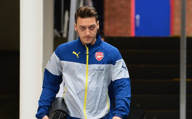 Ozil: Arsenal may win the title this season in England