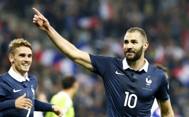 Real is mad at Deschamps because of Benzema