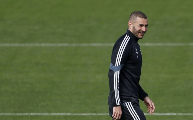 Benzema will be out for three weeks minimum
