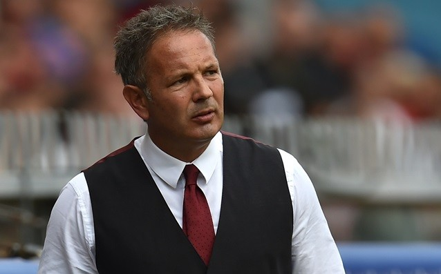 Sinisa is pleased after the meeting with the bosses