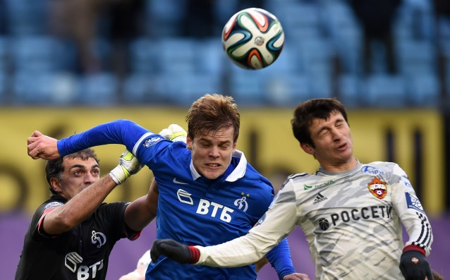 Dynamo Moscow has refused an offer of Arsenal for Kokorin