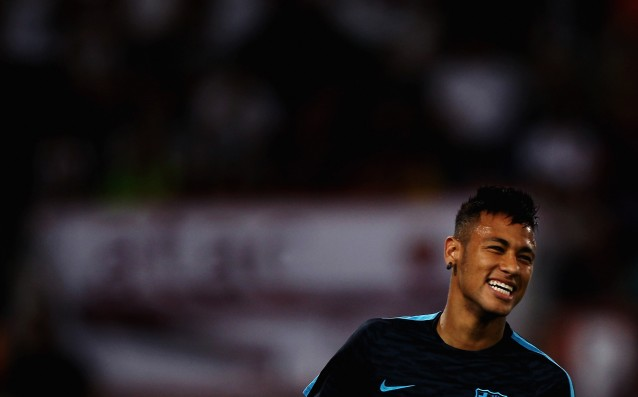 Neymar is with a clear message for a new contract with Barcelona