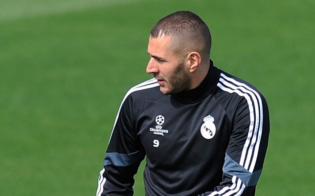 Benzema will be on line for the derby with PSG