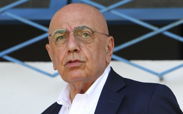 Galliani is investigated for the bankruptcy of Parma