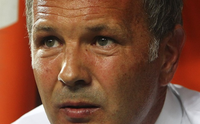 The fate of Mihajlovic will be decided after two games